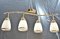 Люстра потолочная четырехламповая 02967-4, фото 1