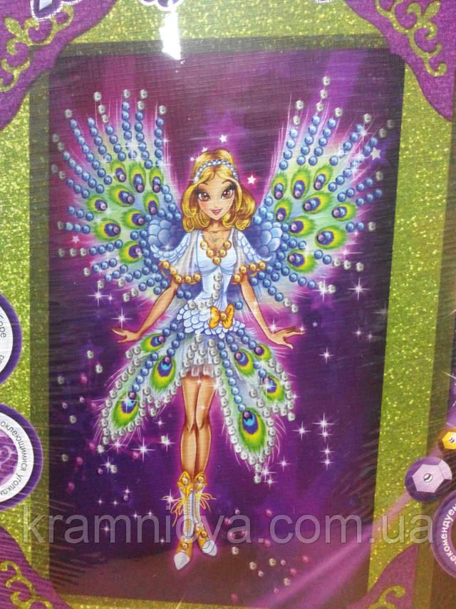 Картина мозаїка з пайеток (блискітками) купити Крамниця Творчості