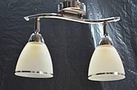 Люстра потолочная двухламповая 24967-2, фото 1