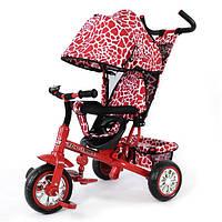 Детский трехколесный велосипед Zoo-Trike TILLY BT-CT-0005 Red