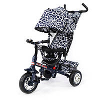 Детский трехколесный велосипед Zoo-Trike TILLY BT-CT-0005 Dark Blue