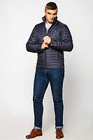 Мужская демисезонная стеганая куртка весна-осень