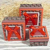 Подарочная коробка 1612 #2 (3 шт. в комплекте)