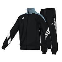Спортивный костюм мужской Adidas Sereno 14 Poly Suit , фото 1