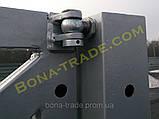 Оцинковані парканні секції, фото 3