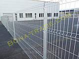 Оцинковані парканні секції, фото 4