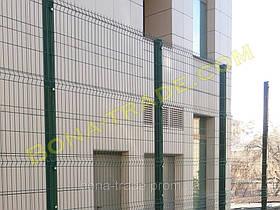 Панельные заборные сетки