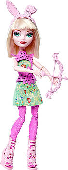 Кукла Банни Бланк Стрельба из Лука (Ever After High Archery Bunny Doll)