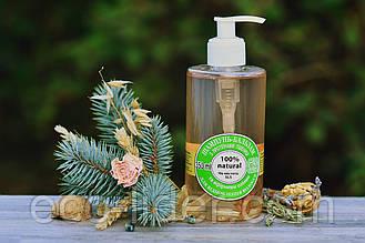 """Шампунь-бальзам для восстановления волос с протеинами пшеницы и эфирными маслами, ТМ """"ЯКА"""", 350 мл."""