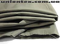 Рубашечная ткань стрейчевая серая