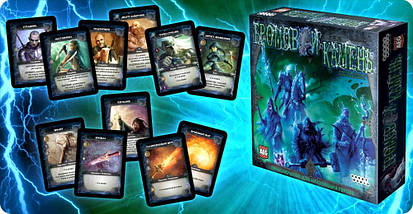 Настольная игра Громовой Камень (Thunderstone), фото 3