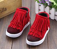 Ботильоны, ботинки для девочки осень