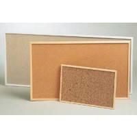 Доска пробковая 90*120 деревянная рамка Buromax 0015
