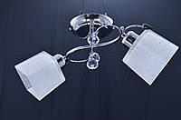 Люстра потолочная двухламповая 57275-2, фото 1