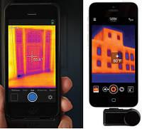Тепловизоры FLIR One & Thermal Seek принципиальные отличия и возможности