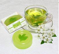 """Мыло ручной работы """"Зеленый чай"""""""