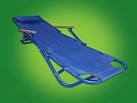 Шезлонг - раскладушка для отдыха, фото 1
