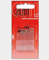 Набор игл для вышивки гладью №3-9 (Galant, Чехия)
