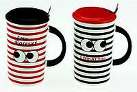 Чашка с глазками (1 шт.)
