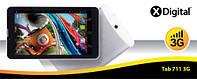 Новинка - планшет X-Digital Tab 711 8Gb + 3G