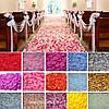 Искусственные лепестки роз 1000 штук