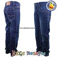 Классические джинсы для мальчиков от 8 до 12 лет (5021)