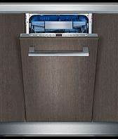 Встраиваемая узкая посудомойка Siemens SR66T098EU