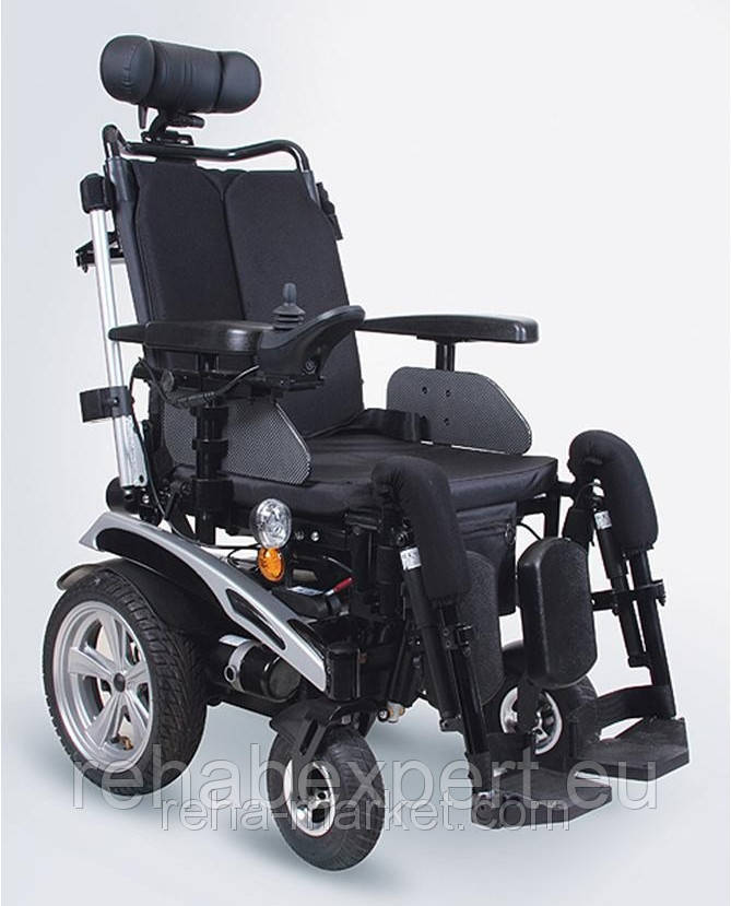 Электроколяска Meyra Vitea Care PCBL 1810 DELUXE Power Wheelchair