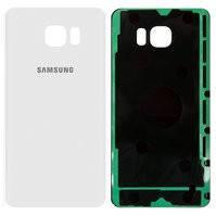 Задняя панель корпуса для мобильного телефона Samsung N9200Galaxy Note 5, белая