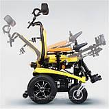 Электроколяска Meyra Vitea Care PCBL 1220 SCRUBBY Power Wheelchair, фото 4
