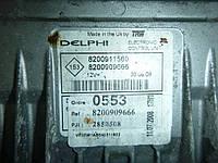 ЭБУ (комплект) (1,5 V dci 8V) Renault Kangoo II new 08-12 (Рено Кенго 2), 8200909666
