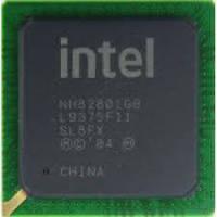 Микросхема INTEL NH82801GB SL8FX южный мост для ноутбука