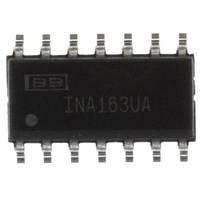 Микросхема Texas Instruments INA163UA PBF для ноутбука