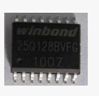 Микросхема Winbond W25Q128BVFG для ноутбука