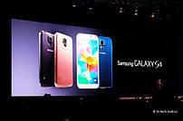 SAMSUNG НА MWC 2014: GALAXY S5 ЗАБОТИТСЯ О ВЛАДЕЛЬЦЕ