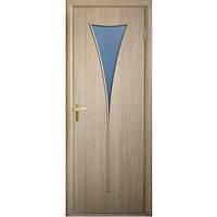 Межкомнатные двери (Харьков) Бора (Беленый Дуб)