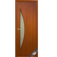 Межкомнатные двери (Харьков) Луна (Вишня)