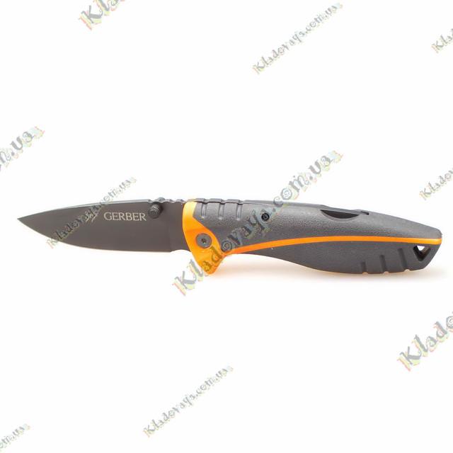 0056 тактический нож выживальщика GERBER Myth Pocket Folder от интернет-магазина Кладовая kladovaya.com.ua