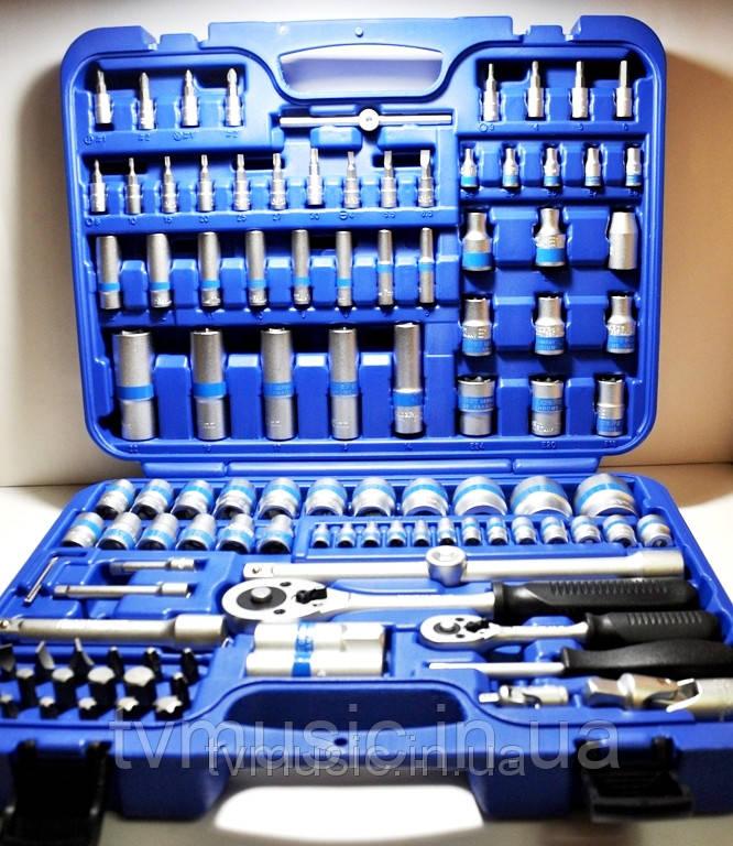 Набор инструментов King Roy 108 предметов (108MDA)