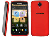 "Смартфон Lenovo S820 4.7"" MTK6589 1.2GHz  3G 13Mpx (Red)"