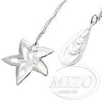 Серебряный ионизатор воды - звезда 080294
