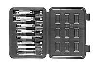 Крейцмейсель для отверстий 3-12 мм, набор 9 элементов. HouseTools 03K490