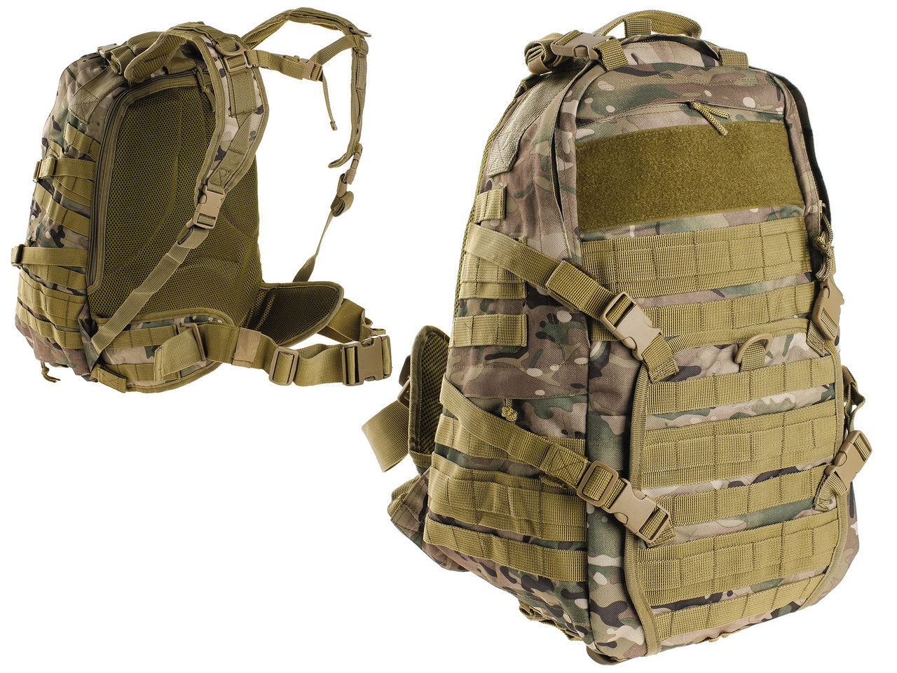 Тактический рюкзак Camo OPERATION 35L - MULTICAM