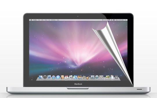 Стекла, пленки для MacBook
