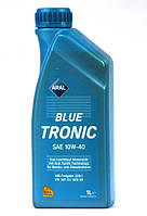 Купить моторное масло Aral Blue Tronic 10W-40 1л