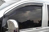 Дефлекторы окон (ветровики) Volvo XC60 2008 (ПЕРЕДНИЕ 2шт)