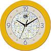 Часы в провансе 330Х330Х45мм [МДФ, Пластик, Под стеклом]