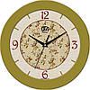 Часы настенные в стиле кантри 330Х330Х45мм [МДФ, Пластик, Под стеклом]