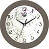 Часы настенные винтаж 330Х330Х45мм [МДФ, Пластик, Под стеклом]
