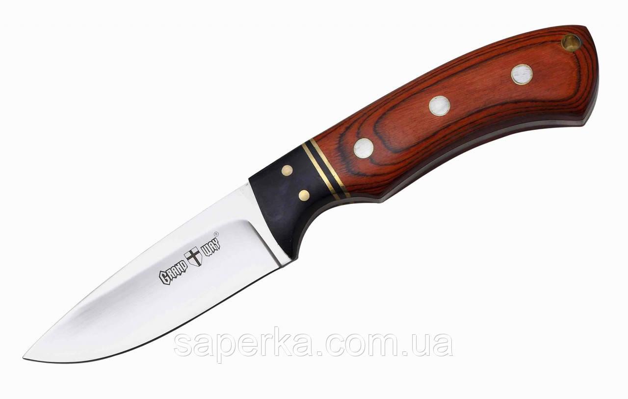 Нож туристический универсальный Grand Way 2468 KP